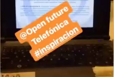 Twistergy at Open Future Telefónica- January 2018